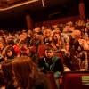 Публика пред наступ Срђана Динчића и Неше Бриџиса