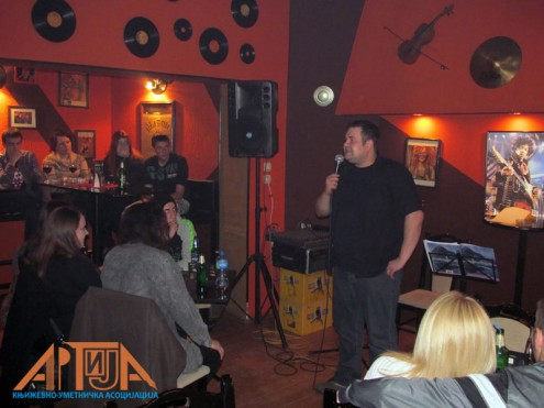 Stand up комедија Миодрага Стошића
