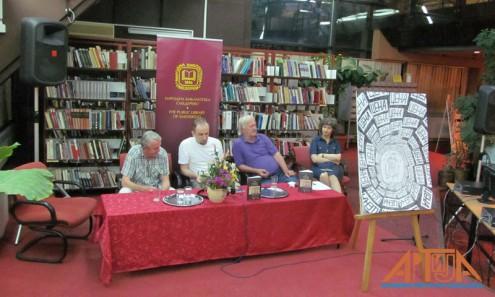 """Промоција књиге """"За сваки случај"""" у Смедереву"""
