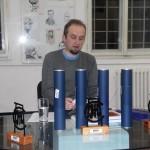 Жикишон 2014 - Владица Миленковић говори о књигама Библиотеке Артија у 2014. години