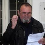 Жикишон 2014 - Душан Мијајловић Адски, добитник признања и повеље Жикишон за причу