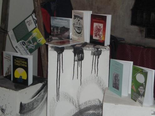 Библиотека Артија у Зајечару 2015.