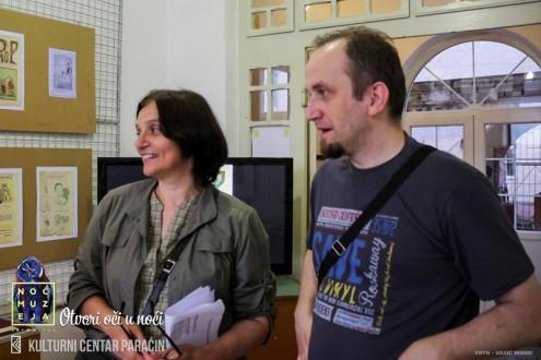 Изложба о Жикишону: хумор и сатира некад, а сад?