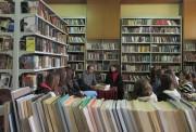 Млади Жикишон 2015 у библиотеци