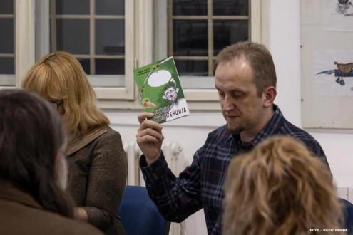 Жикишон 2015 - Представљање књига Библиотеке Артија
