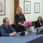 НЕ ВЕРУЈ РЕЧИМА у Шапцу: Јелена Миленковић Младеновић, ауторка романа