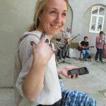 Обележавање Светског дана књиге и ауторских права 2016: Стефаниа Вељковић