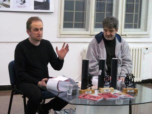 Жикишон 2016: Владица Миленковић и Горан Ћеличанин